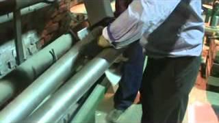 видео урок - вальцы ручные трехвалковые