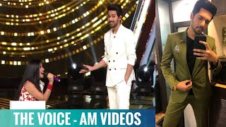 The Voice Armaan Malik || Fun Time & Dancing || SLV 2019