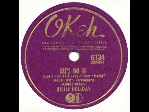 Billie Holiday / Let's Do It