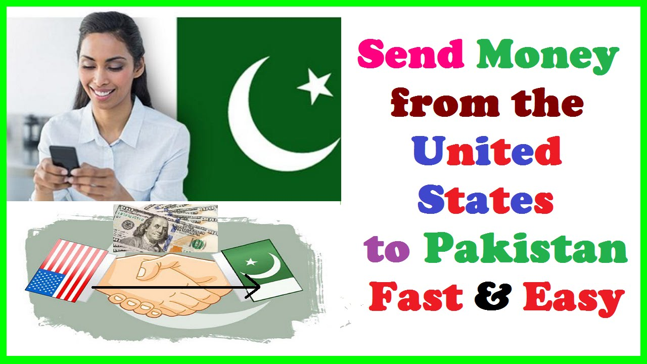 Hindi Urdu Send Money From The Us To Stan Fast Easy You