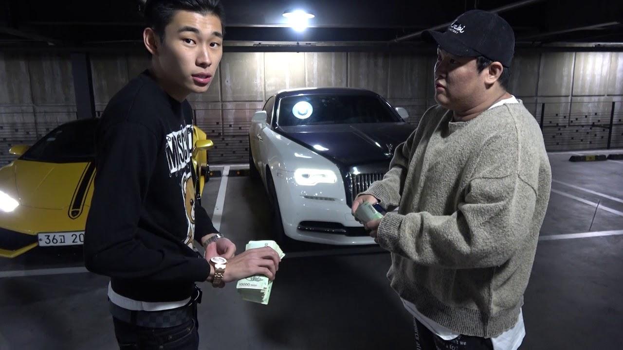[보현다리] 유튜버 최홍철 람보르기니 구매하다?