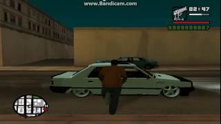 GTA San Andreas Külüstür Araba Tamiri+Modifiye