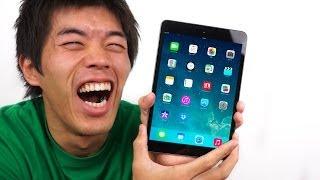 新iPad mini Retinaがキター!解像度が半端なくパワーアップ