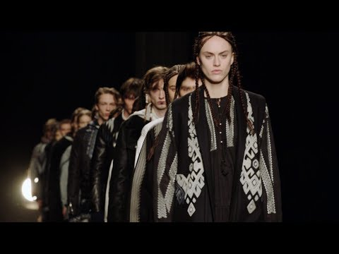 DIESEL BLACK GOLD Men's & Women's Fall Winter 2018