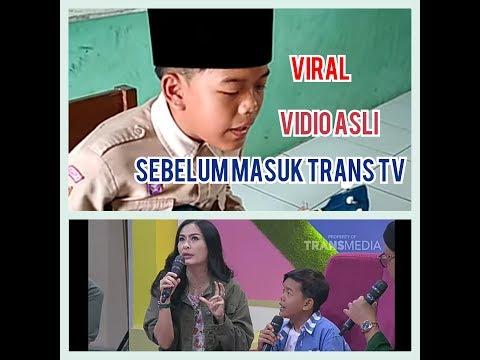 Viral Masuk TV Gara Nyanyi Lagu Ini Di Depan Guru