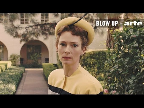 Les Transformations de Tilda Swinton - Blow Up - ARTE