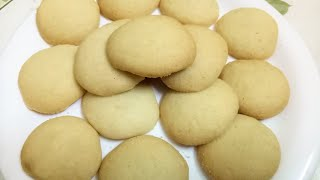 Homemade Butter Cookies | Easy Butter Cookies Recipe | Butter Cookie Recipe Indian