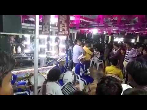 A One Star Band Balasinor Hardik patel marriage function Kamalpur prantij (Karma movie song)