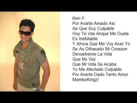 Rakim y Ken Y ft Christian Castro El Culpable Soy Yo [Offical Remix] [Con Letras]