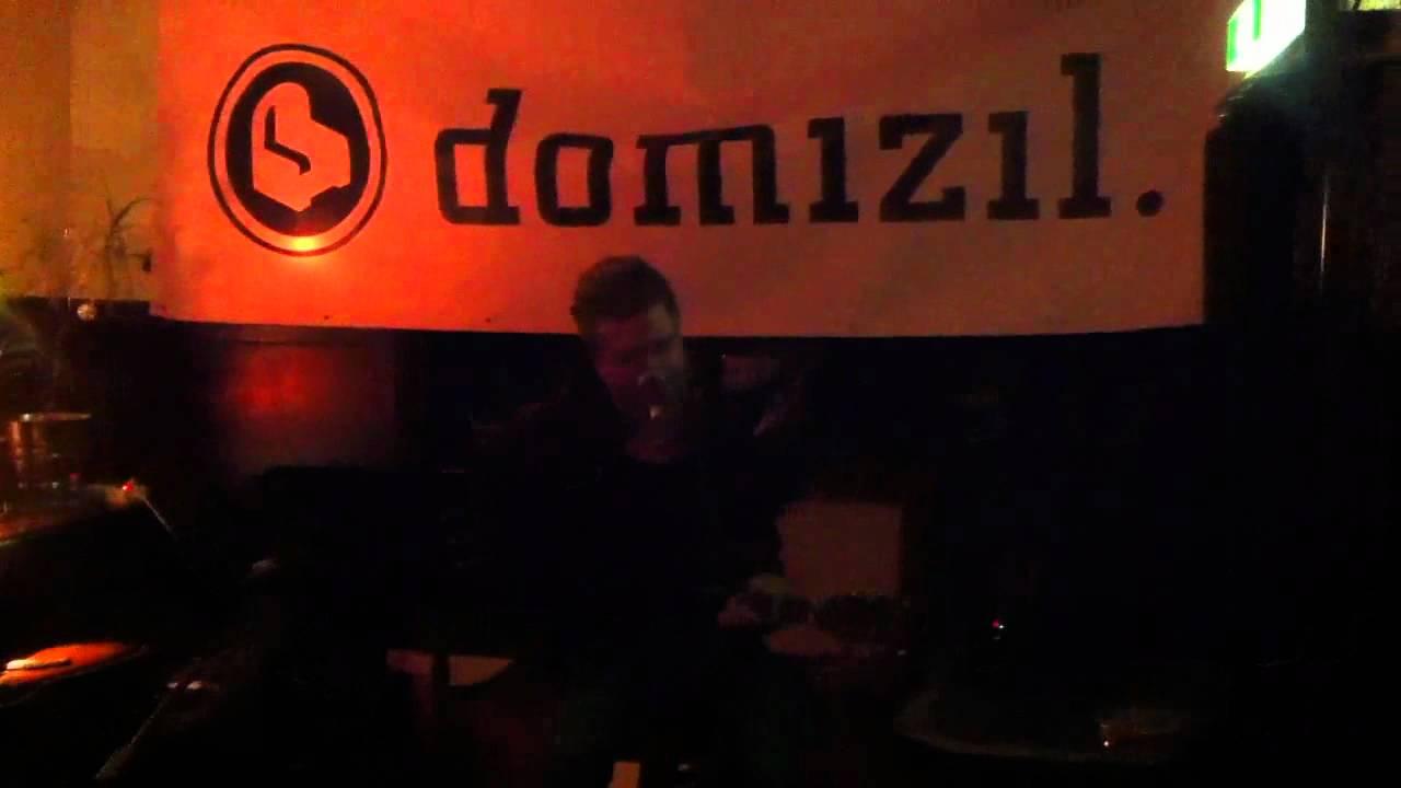 Wonderwall Open Mic Domizil Leonberg Youtube