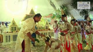 Sri lanka Traditional Dancing කළ එළි මංගල්යය 2018 ජනවාරි