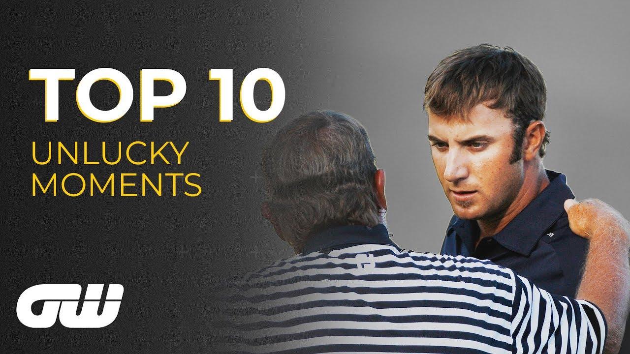Download Top 10: UNLUCKIEST MOMENTS | Golfing World