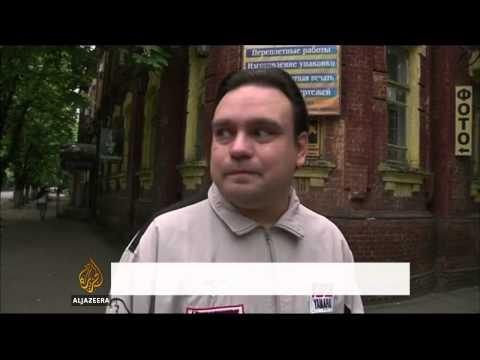 Separatists claim victory in east Ukraine
