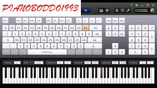 La moustahila piano   عزف لا مستحيلا بيانو