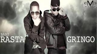 Piensas En Mi   Baby Rasta y Gringo (Original) (Los Duros) REGGAETON ROMANCTIC 2012