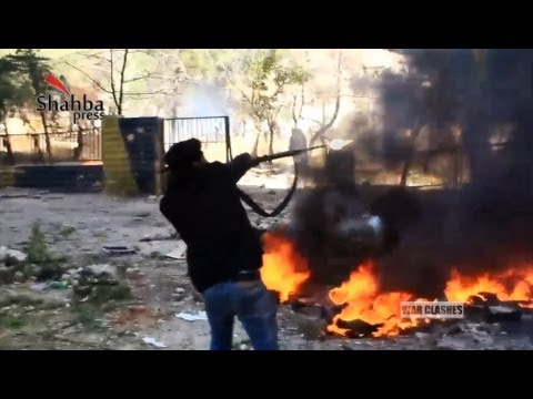 ᴴᴰFSA Rebels Defending District From Advancing Syrian Army In Battle Of Aleppo