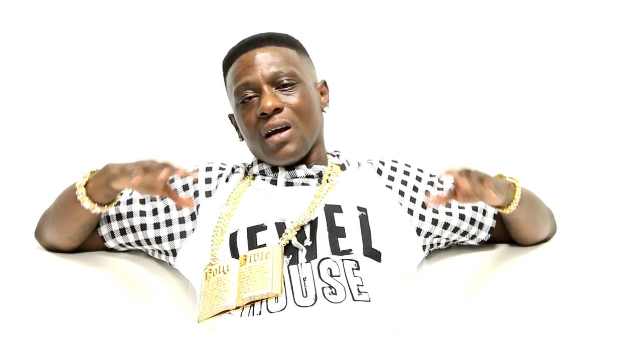 Boosie Badazz On Beating Kidney Cancer Health Insurance Advice For Others Youtube