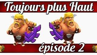 DE LA CHANCE A GOGO! Dragaballon LIVE / Toujours plus Haut ep2 / Clash of Clans