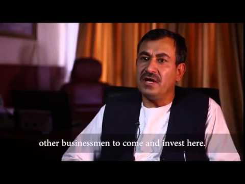 Afghanistan The Market to Believe In