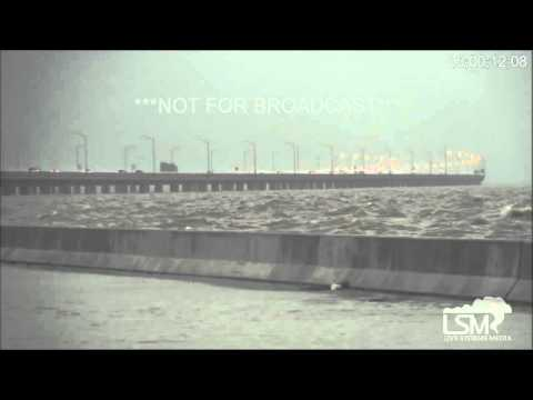 2-15-16 Mobile, AL Bayway Flooding