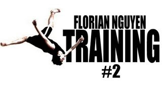 Martial Art tricks - Florian Nguyen - Training #2