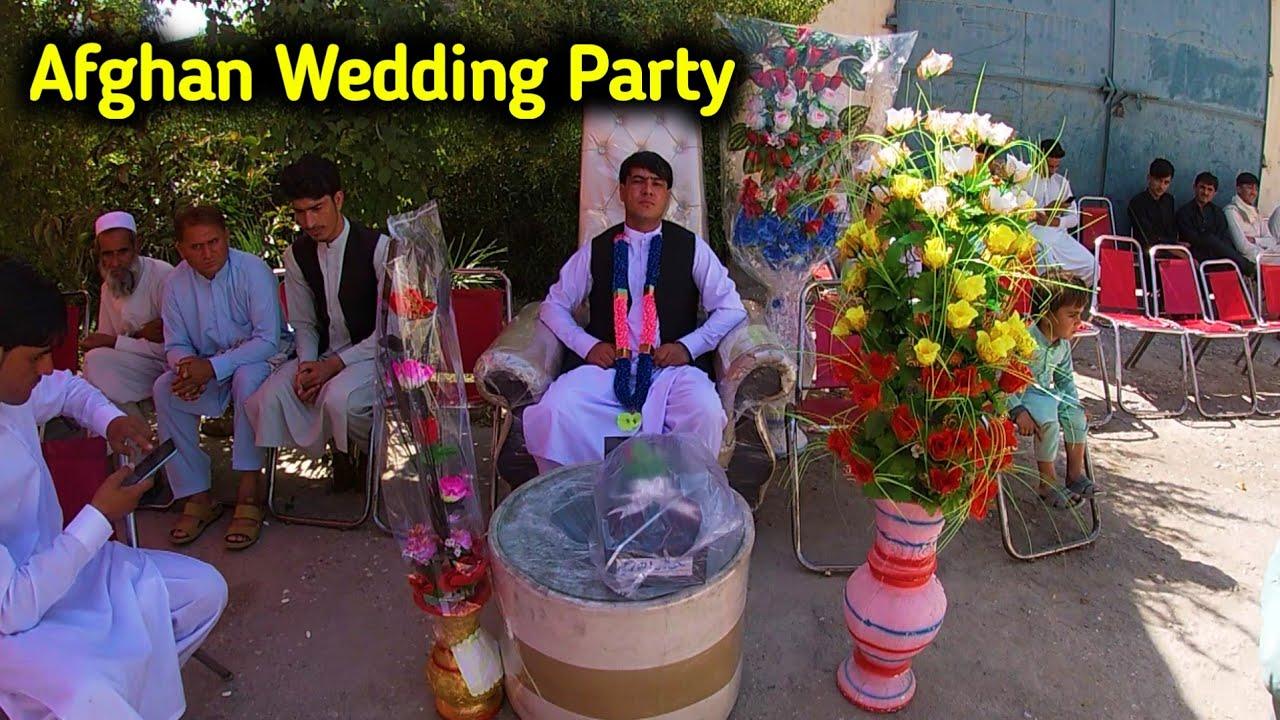 In afghanistan customs marriage Marriage customs