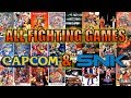 All Fighting Games of CAPCOM & SNK (1991-2000)