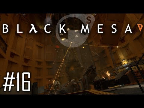 Black Mesa Walkthrough - Sen Git Ben Geliyorum - Bölüm 16