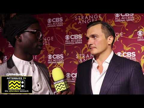 Rupert Friend on his first impressions of the Strange Angel plot