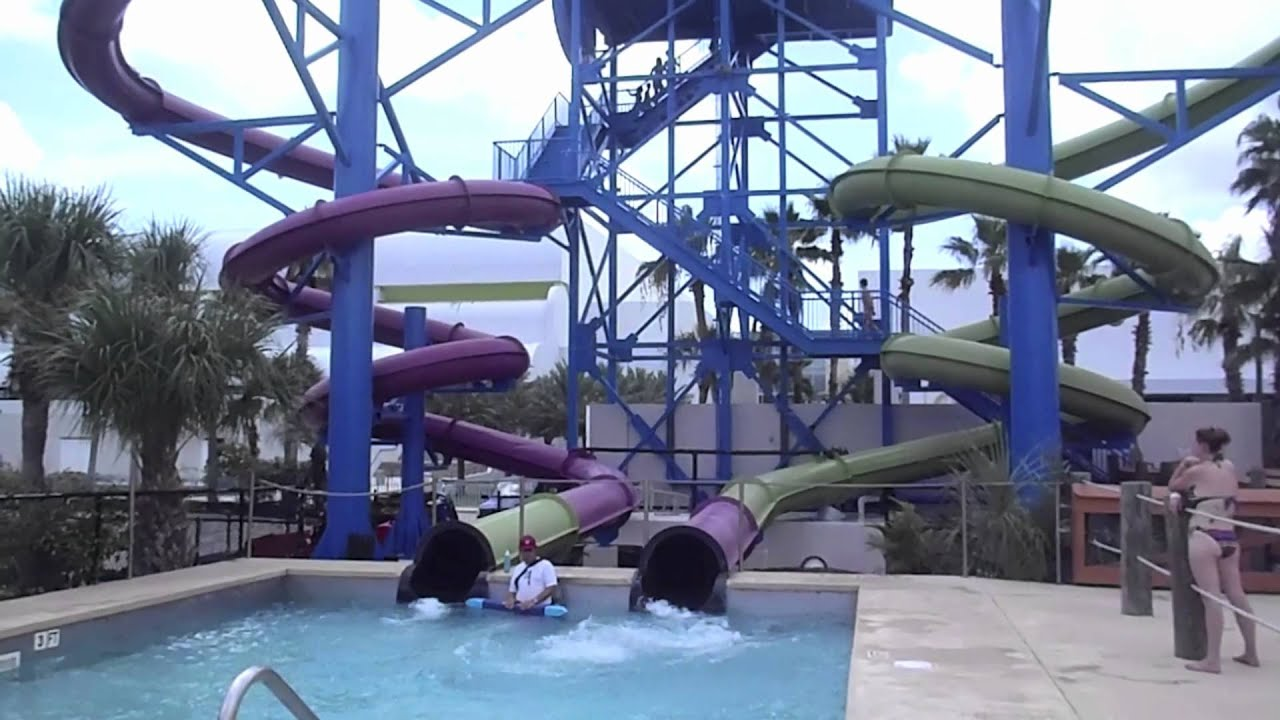 Pov Tour Of Daytona Lagoon Water Park