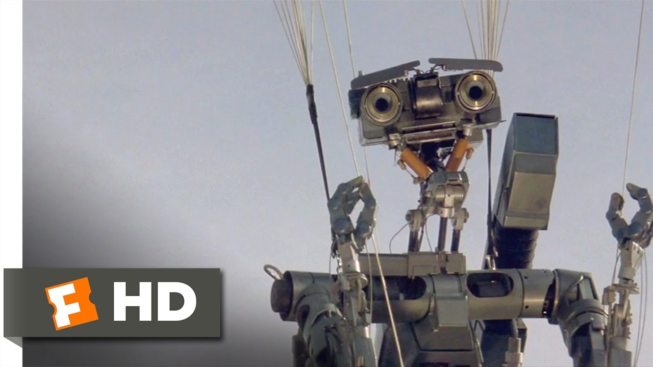 short circuit 4 8 movie clip it s gone berserk 1986 hd youtube rh youtube com