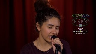 Alessia Cara - Scars To Your Beautiful - Sanderson Ford Live & Rare @ Royal Palms