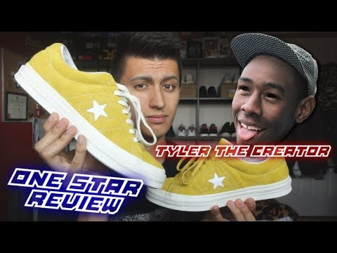 Converse ONE STAR GOLF LE FLEUR Review (TYLER, THE CREATOR CONVERSE)