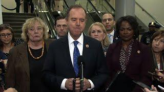 Schiff: Bolton's testimony relevant to Trump trial