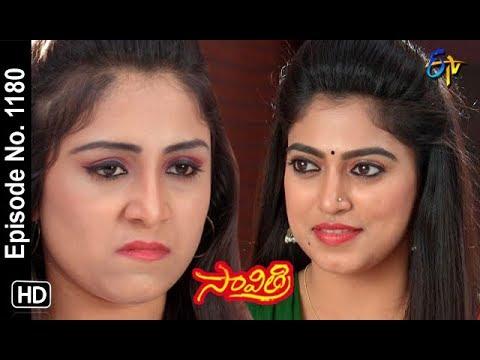 Savithri | 14th January 2019   | Full Episode No 1180 | ETV Telugu