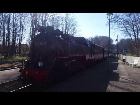 Molli Bahnhof Heiligendamm 05.04.2020
