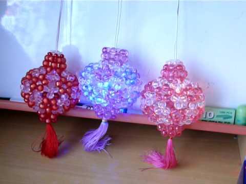 紅包袋宮燈製作(實物圖解說) | Doovi