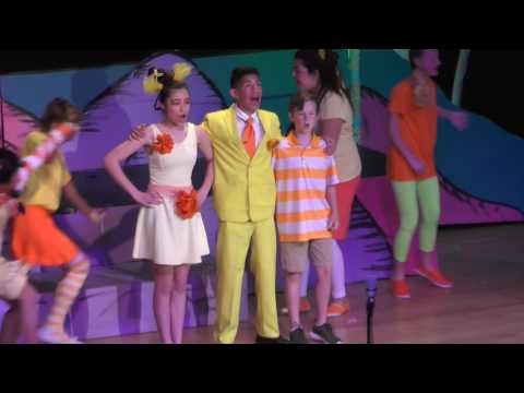 Middle School Drama 2017 - Seussical