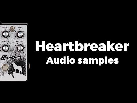 Heartbreaker - Vintage Voiced Saturation video