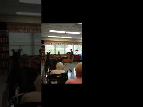 Senior Center Performance - Dennis Winge