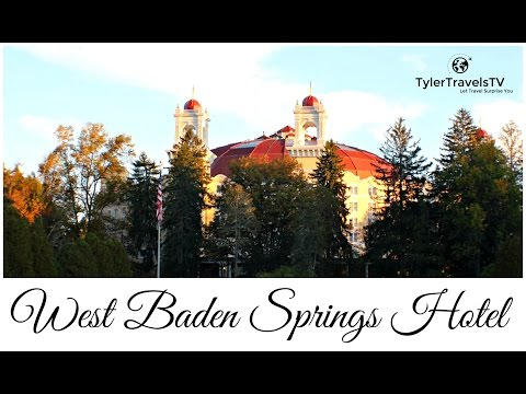 Historic West Baden Springs Hotel