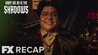 What We Do in the Shadows | Season 2: Guillermo Tells All Recap | FX