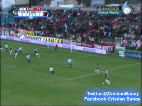 Lanus 0 Colon 1 (Relato Marcelo Schinca) Copa Argentina 2014 Golazo