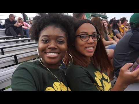 College Vlog #22: How did I end up at Brockport Homecoming 2017!!?!?