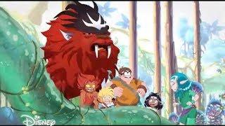 Легендарная пятерка 23 серия 1 сезон мультфильм для детей