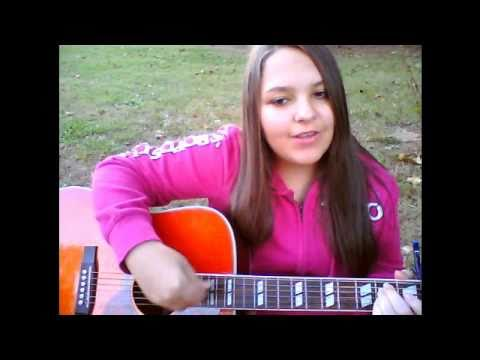 Little House By Amanda Seyfriend Cover (with chords!) - YouTube