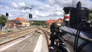 TKVJ 12  Fra Silkeborg til Ry set fra fyrbøderens plads