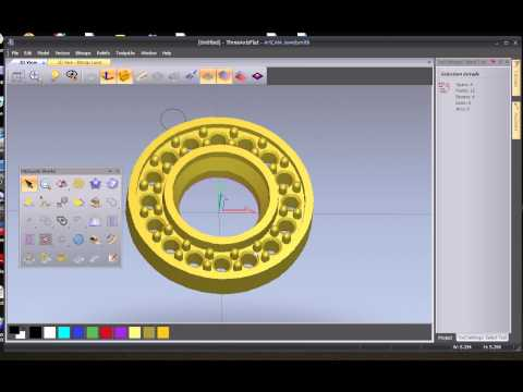 Celtic Jewellery - Creating Celtic Weave And Knot Rings In ArtCAM