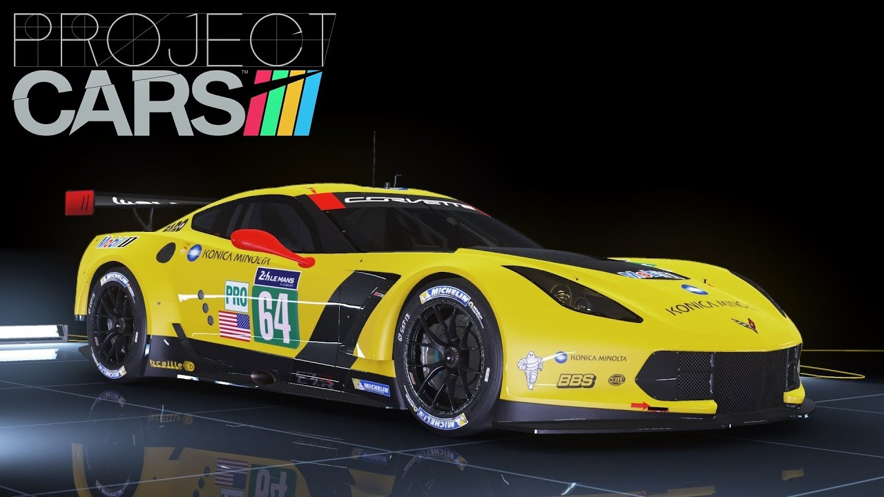 corvette project cars I'm not sure if the car is slow as hell, or i'm steering the setup in the wrong  direction can i get some tips or share setups you guys have made.