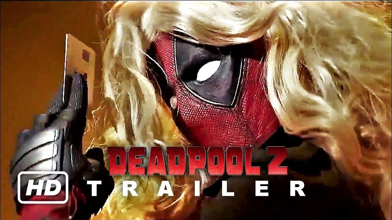 Download Deadpool 2 - Stripper Deadpool (New HD Trailer)